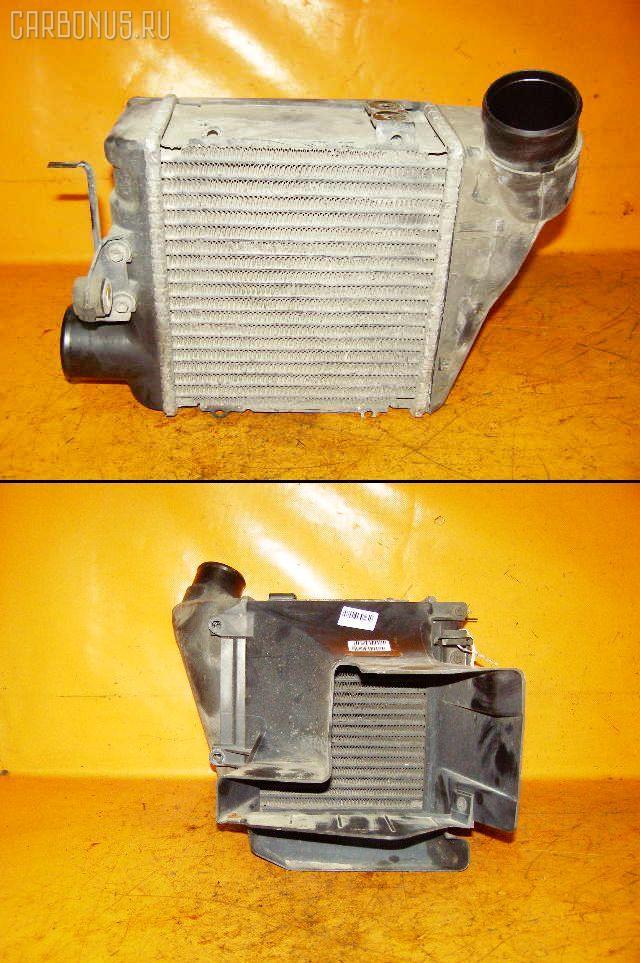 Радиатор интеркулера TOYOTA MARK II JZX100 1JZ-GTE. Фото 1