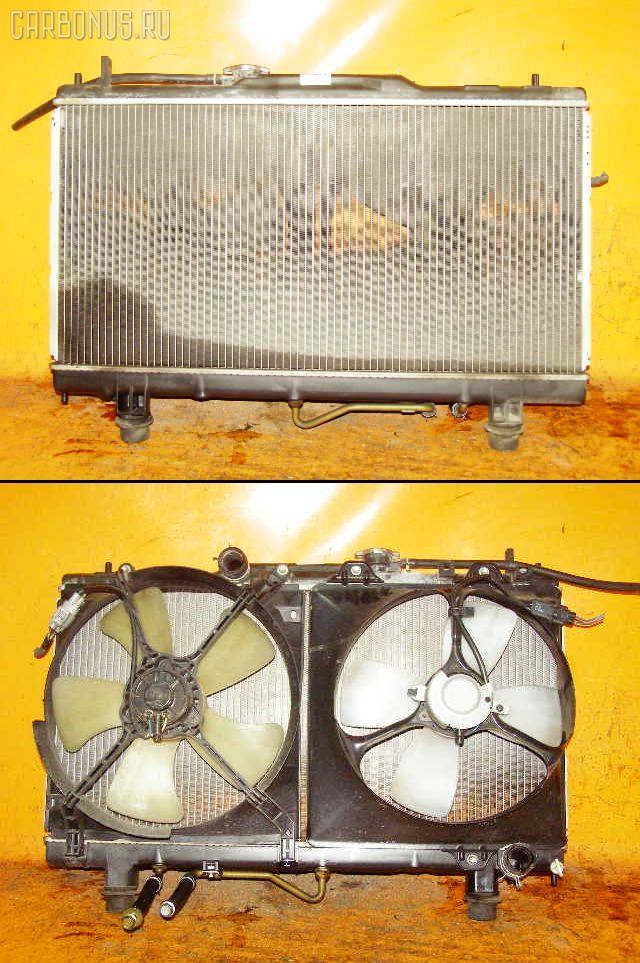 Радиатор ДВС TOYOTA ST210 3S-FE. Фото 5