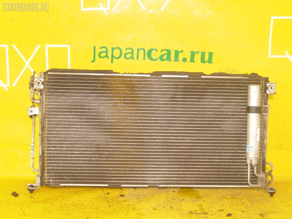 Радиатор кондиционера MITSUBISHI LANCER CEDIA WAGON CS5W 4G93. Фото 8
