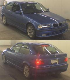 Радиатор кондиционера BMW 3-SERIES E36-CG19 M44-194S1 Фото 4