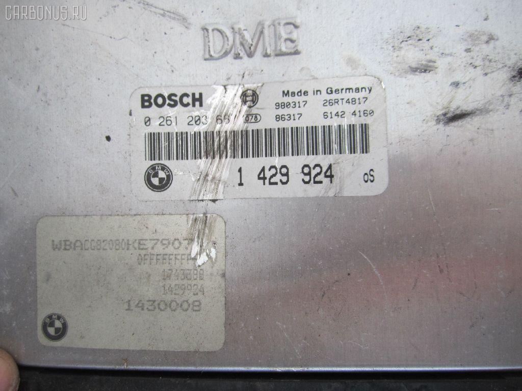 Двигатель BMW 3-SERIES E36-CG19 M44-194S1. Фото 5