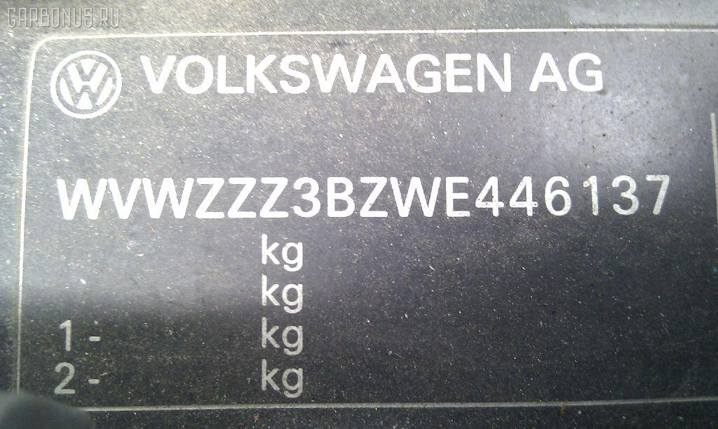 Главный тормозной цилиндр VOLKSWAGEN PASSAT VARIANT 3BAEB AEB Фото 6