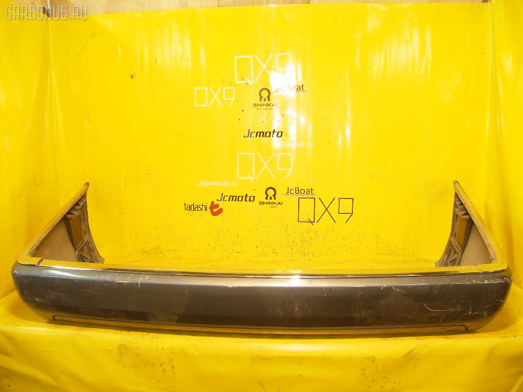 Бампер MERCEDES-BENZ S-CLASS W140.057. Фото 1