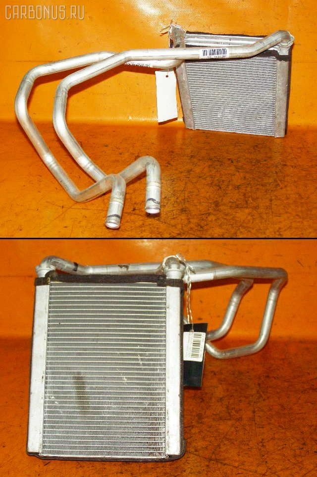 Радиатор печки TOYOTA WILL VS ZZE127 1ZZ-FE. Фото 5
