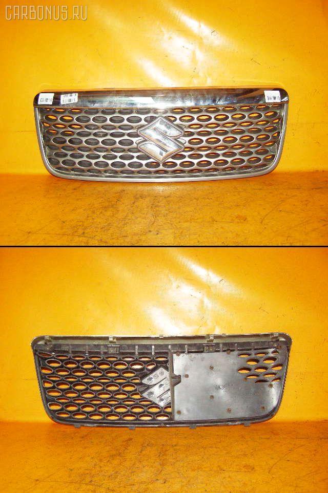 Решетка радиатора SUZUKI WAGON R SOLIO MA34S. Фото 8