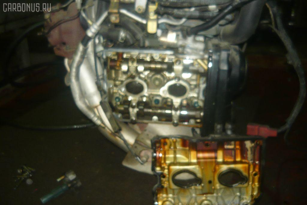 Двигатель SUBARU FORESTER SG5 EJ205-T. Фото 11