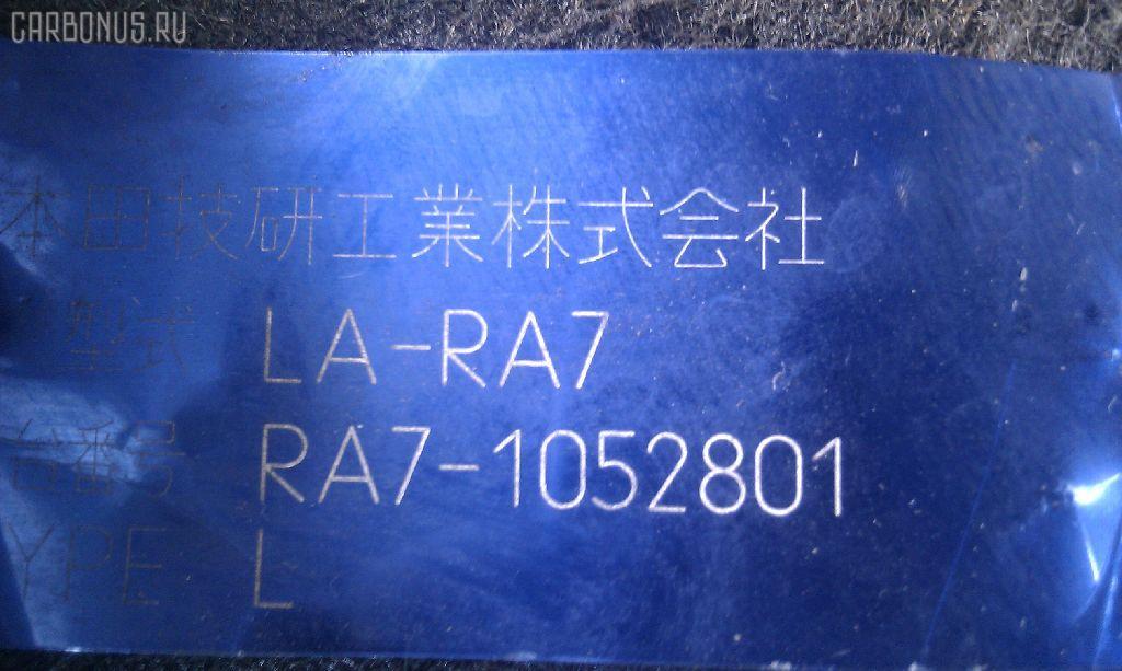 Радиатор кондиционера HONDA ODYSSEY RA7 F23A Фото 2