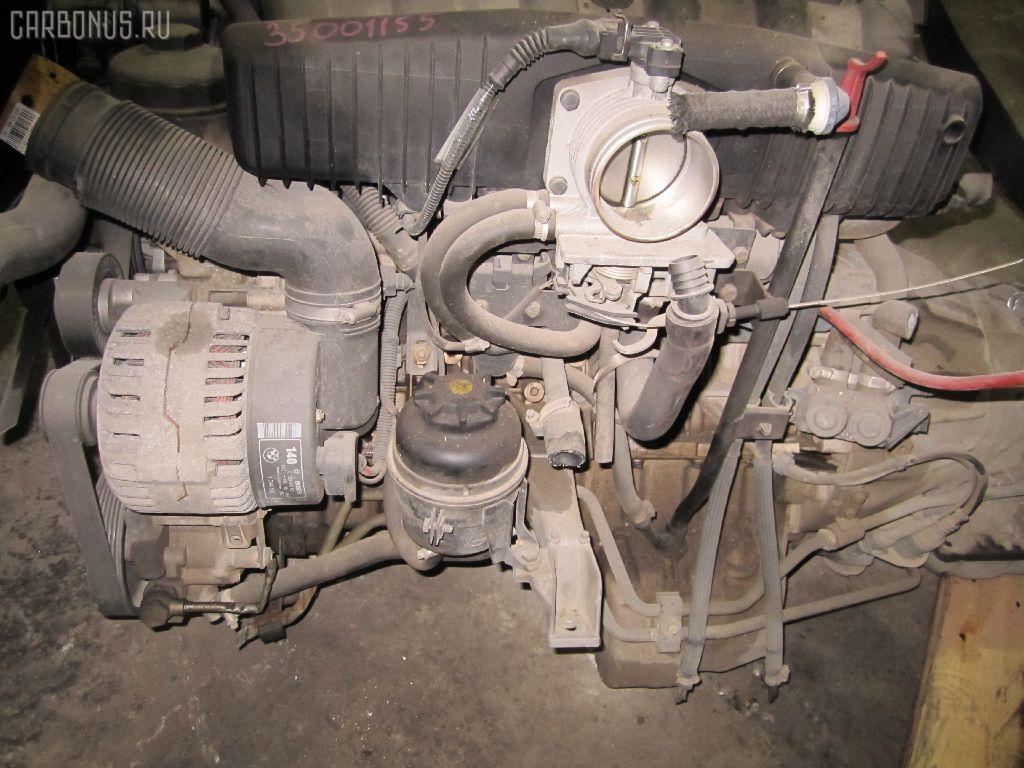 Двигатель BMW 3-SERIES E36-CB25 M52-256S3. Фото 3