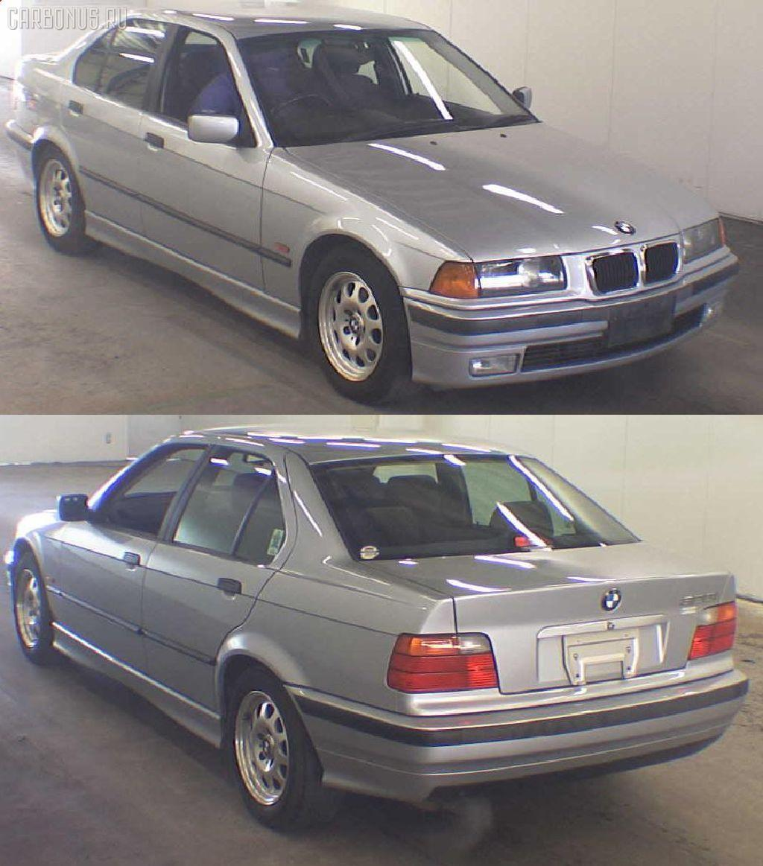 КПП автоматическая BMW 3-SERIES E36-CB62 M52-206S3 Фото 4