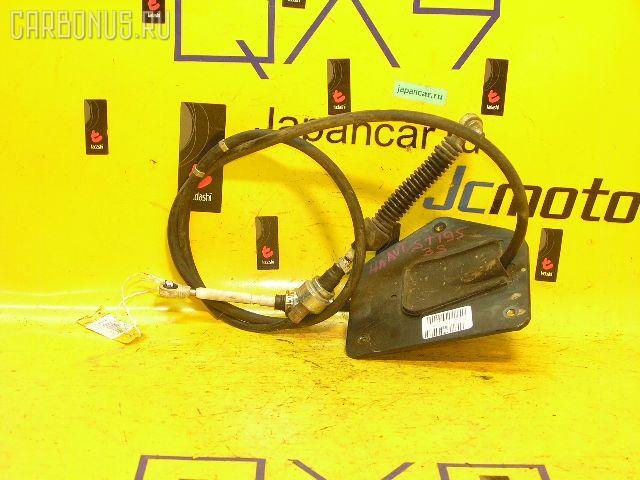 Тросик на коробку передач TOYOTA CALDINA ST195G 3S-FE. Фото 1