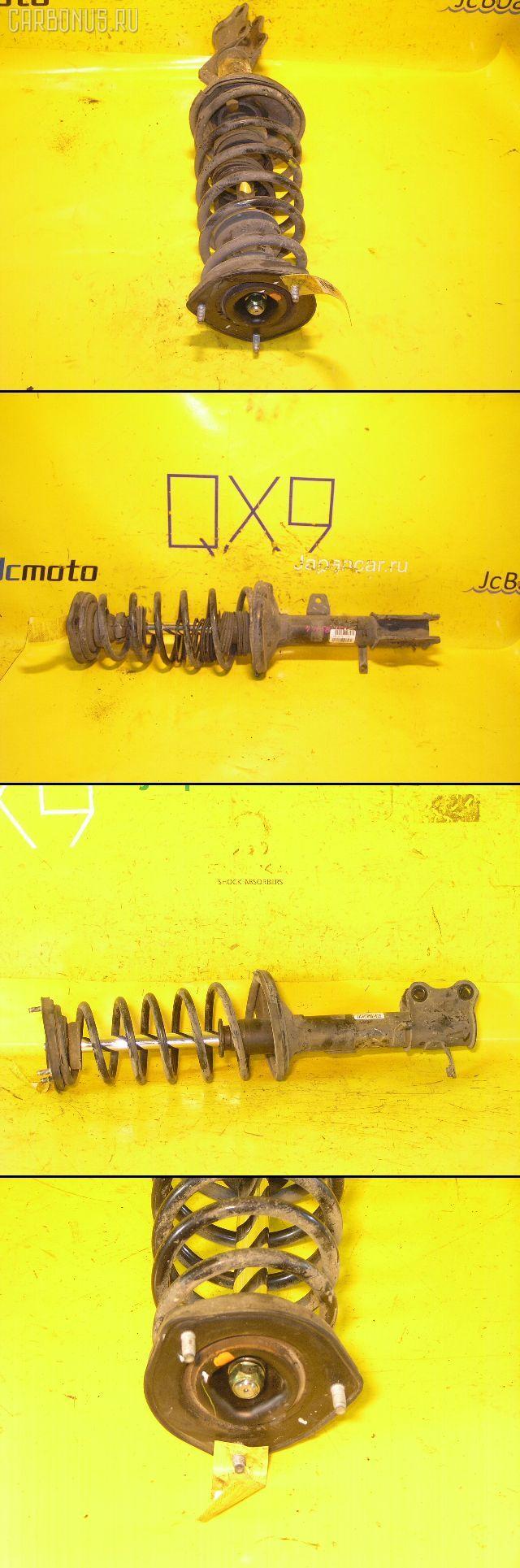 Стойка амортизатора TOYOTA ST215 3S-FE. Фото 4