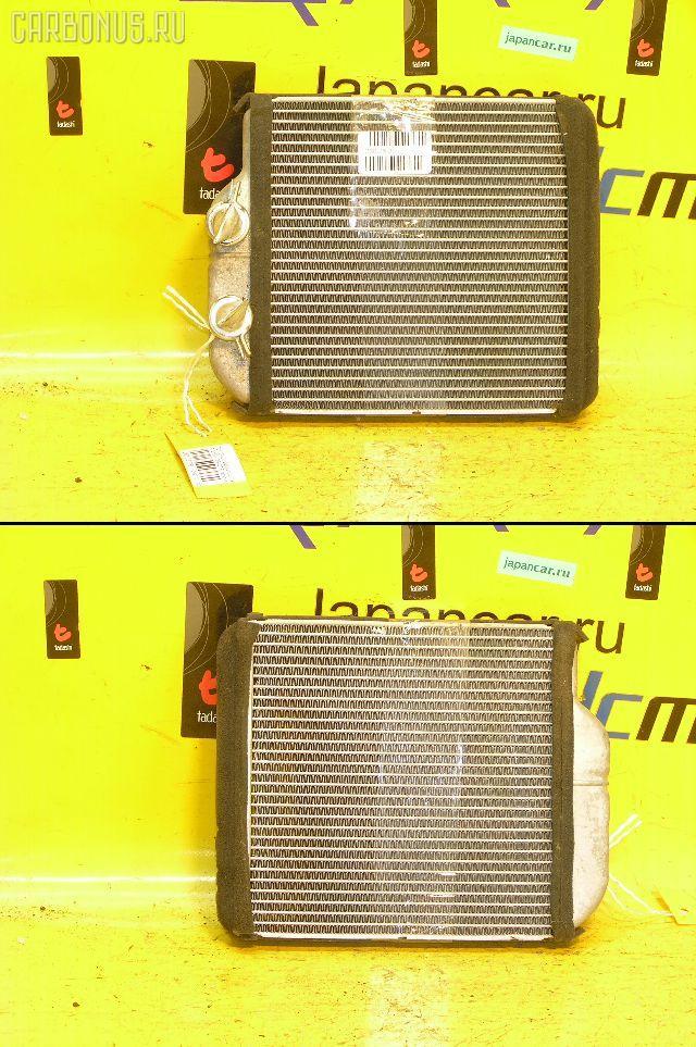 Радиатор печки TOYOTA CALDINA ST215W 3S-GTE. Фото 2