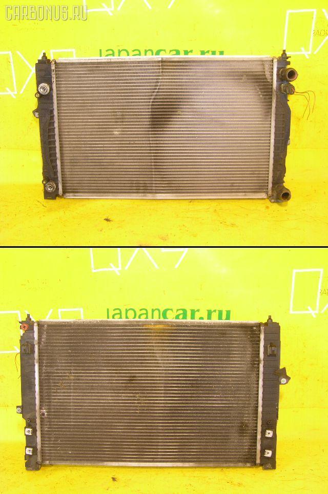 Радиатор ДВС AUDI A4 8DADR ADR. Фото 1