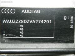 Мотор печки Audi A4 8DADR Фото 2