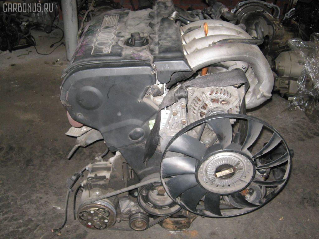 Двигатель AUDI A4 8DADR ADR. Фото 3