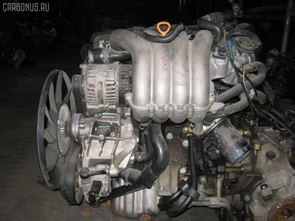 Двигатель AUDI A4 8DADR ADR. Фото 5