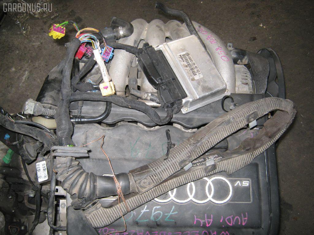 Двигатель AUDI A4 8DADR ADR. Фото 6