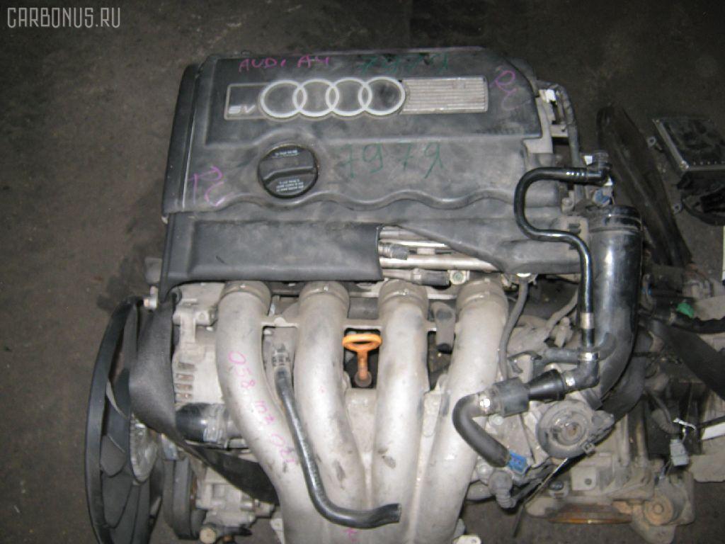 Двигатель AUDI A4 8DADR ADR. Фото 7