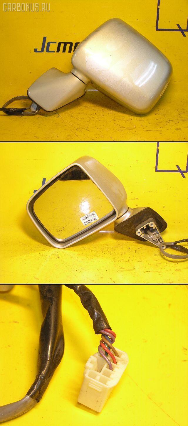 Зеркало двери боковой TOYOTA HARRIER MCU10W. Фото 8