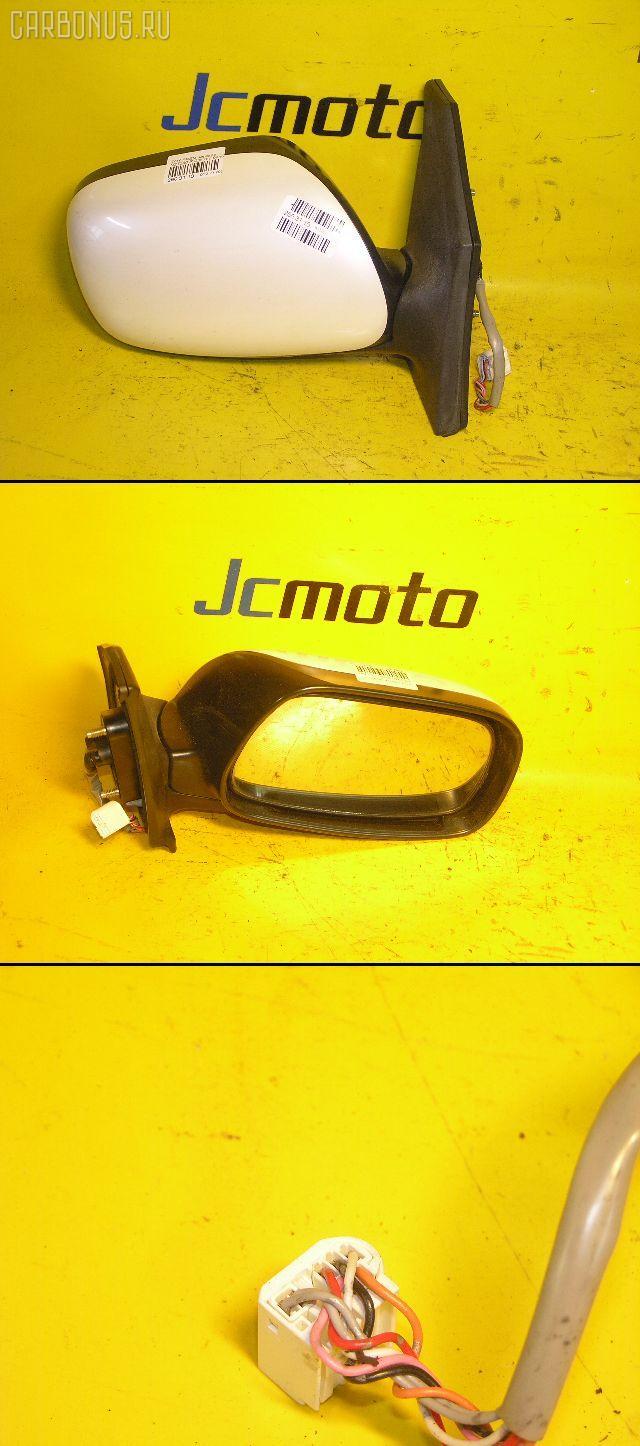 Зеркало двери боковой TOYOTA PREMIO NZT240. Фото 3