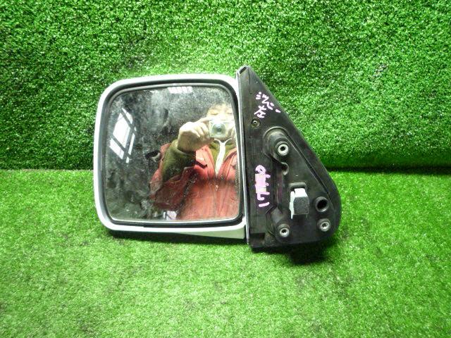 Зеркало двери боковой SUZUKI JIMNY JB23W. Фото 5