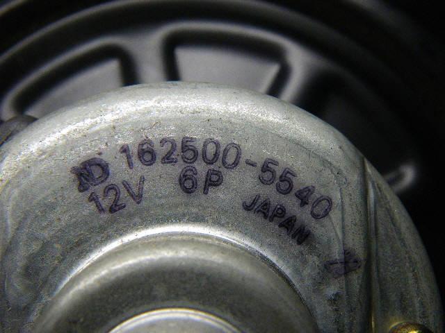 Мотор печки SUZUKI ESCUDO TA01W. Фото 5