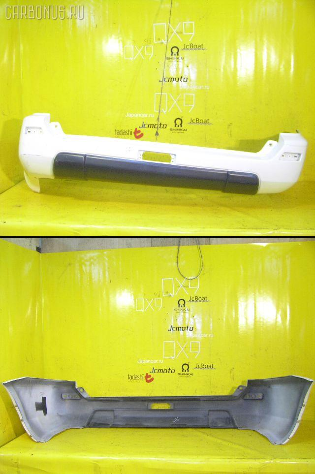 Бампер NISSAN X-TRAIL T30. Фото 6