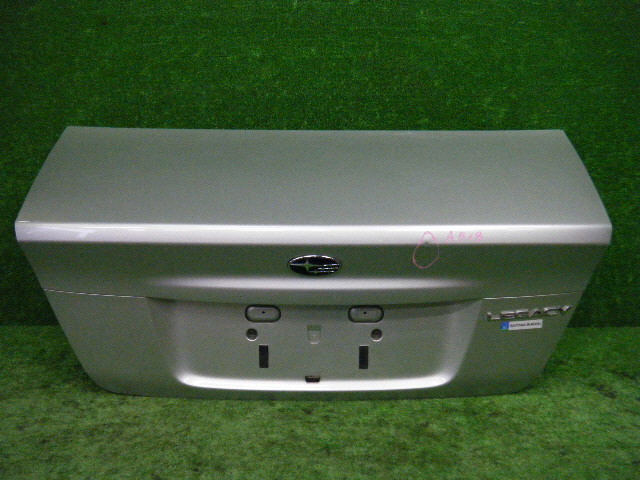Крышка багажника SUBARU LEGACY BL5. Фото 10