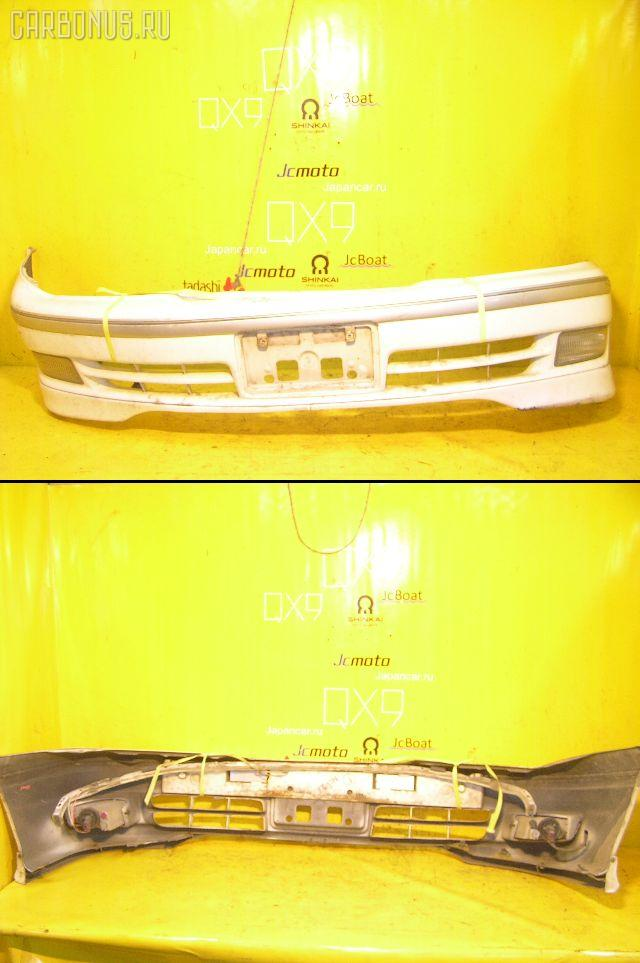 Бампер TOYOTA MARK II QUALIS MCV25W. Фото 1