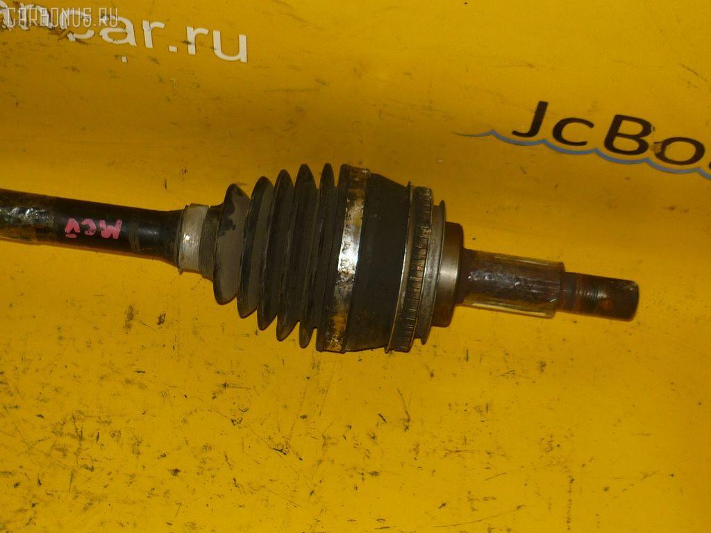 Привод TOYOTA MARK II QUALIS MCV21W 2MZ-FE. Фото 2