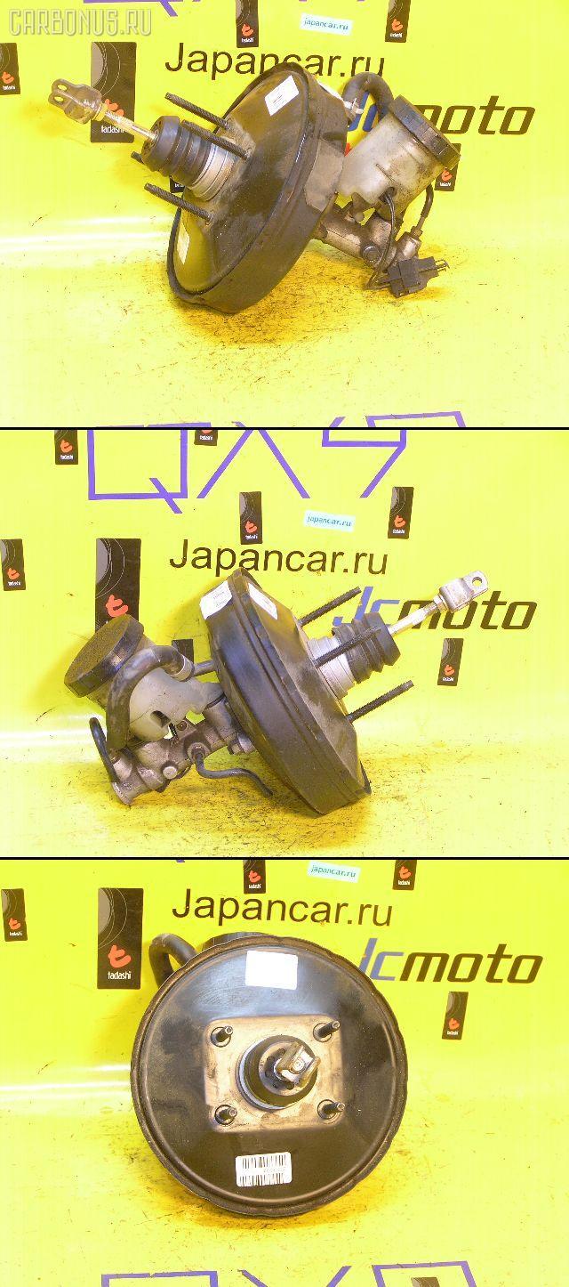 Главный тормозной цилиндр MAZDA DEMIO DW3W B3. Фото 4