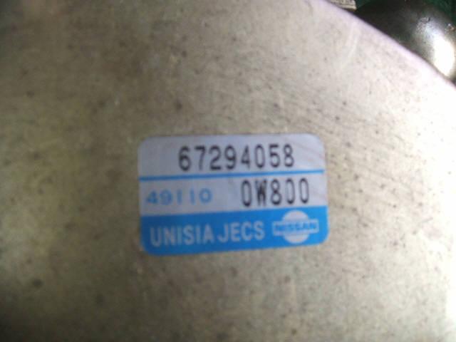 Гидроусилителя насос NISSAN TERRANO RR50 QD32ETI. Фото 4