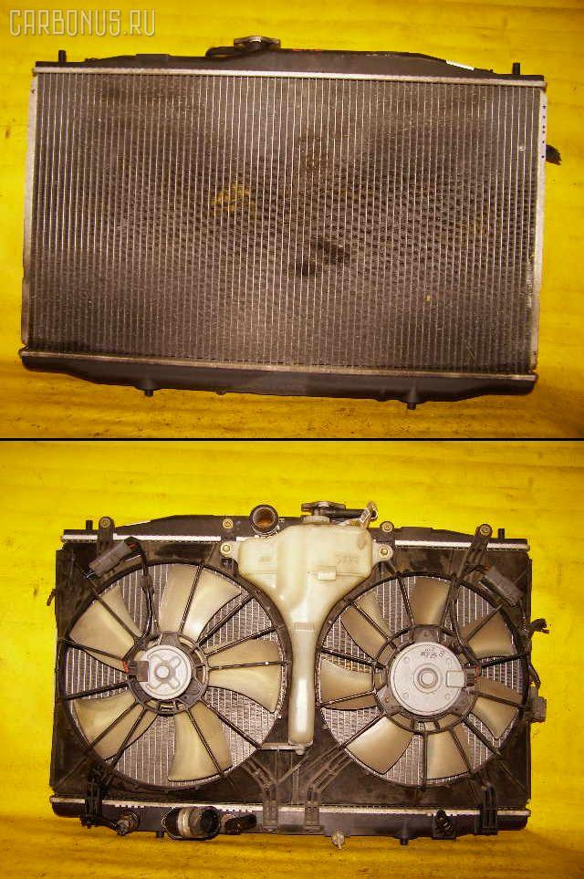 Радиатор ДВС HONDA ACCORD WAGON CM2 K24A. Фото 1