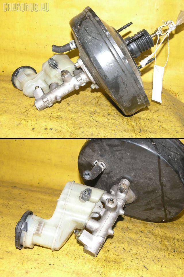 Главный тормозной цилиндр HONDA ACCORD WAGON CM2 K24A. Фото 1
