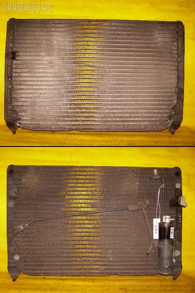 Радиатор кондиционера TOYOTA CROWN JZS151. Фото 11