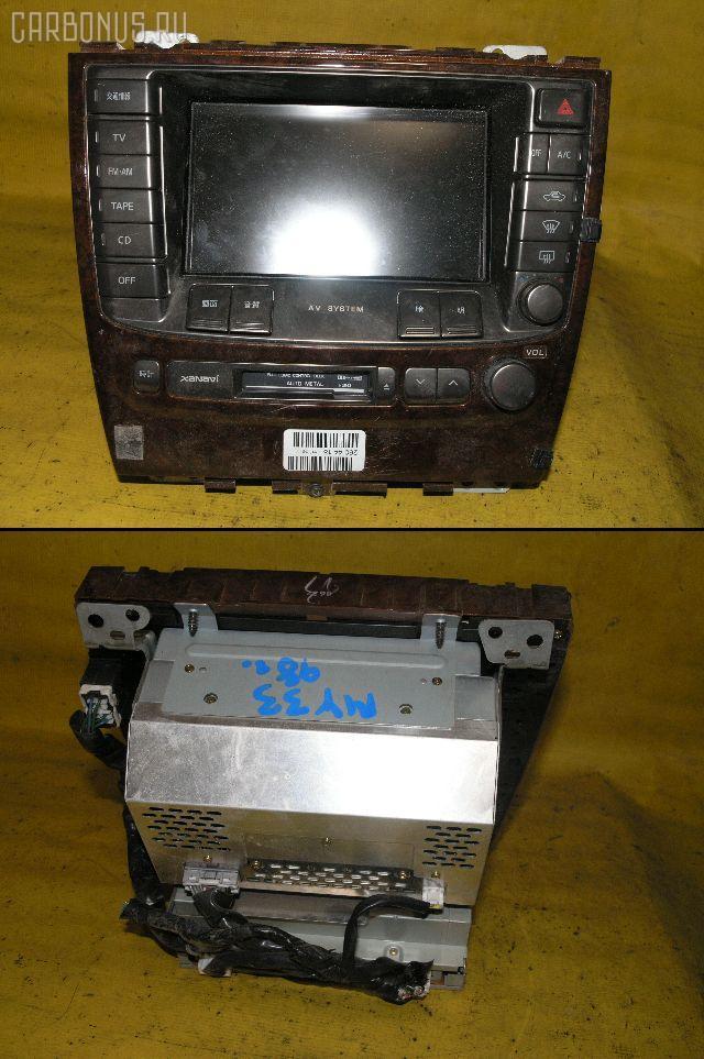 Блок управления климатконтроля NISSAN CEDRIC MY33 VQ25DE. Фото 1