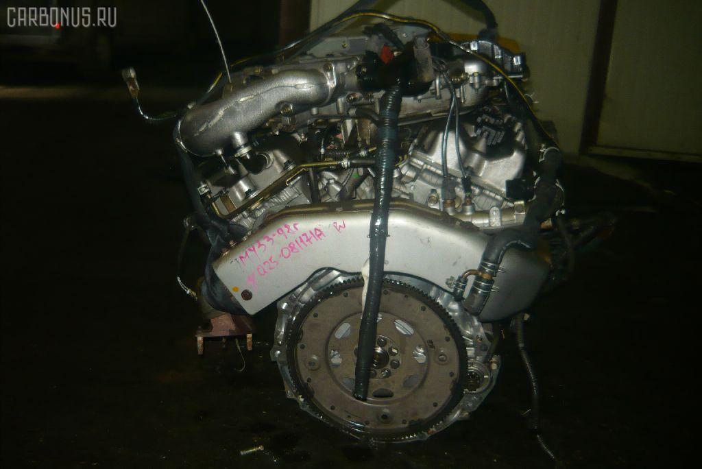 Двигатель NISSAN CEDRIC MY33 VQ25DE. Фото 3
