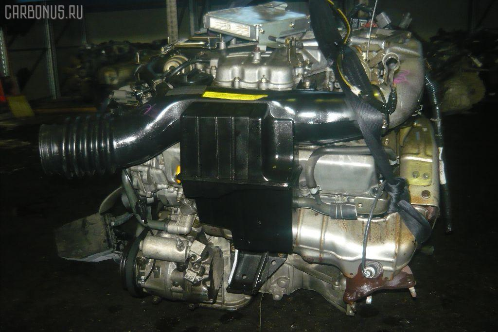 Двигатель NISSAN CEDRIC MY33 VQ25DE. Фото 4