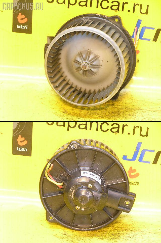 Мотор печки SUBARU LEGACY WAGON BH5. Фото 8