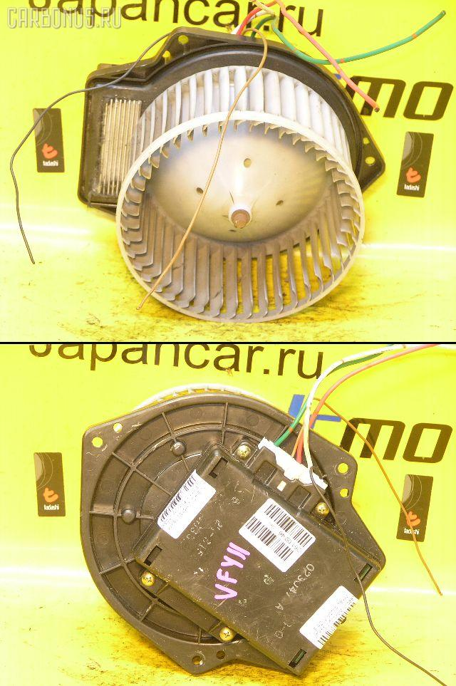 Мотор печки NISSAN AD VAN VFY11. Фото 9