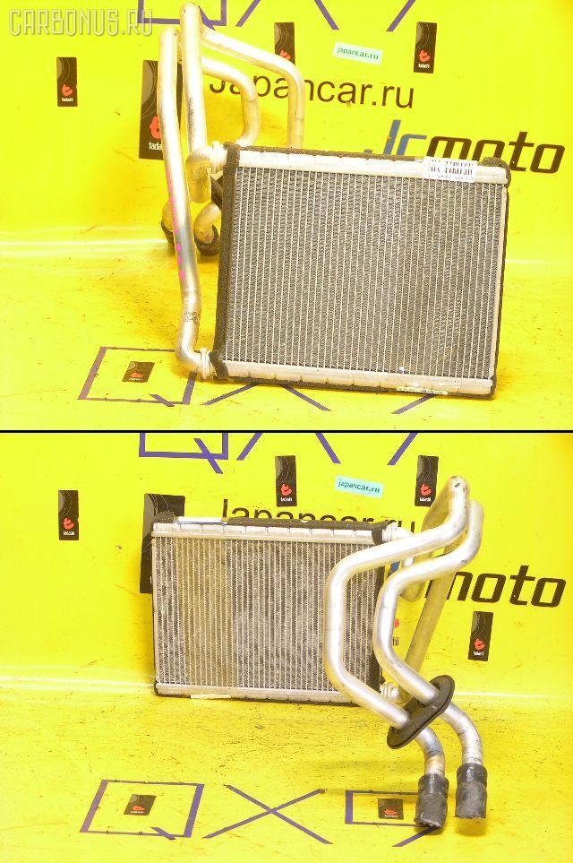 Радиатор печки TOYOTA COROLLA NZE121 1NZ-FE. Фото 1