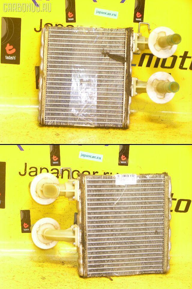 Радиатор печки NISSAN CUBE AZ10 CGA3DE. Фото 3