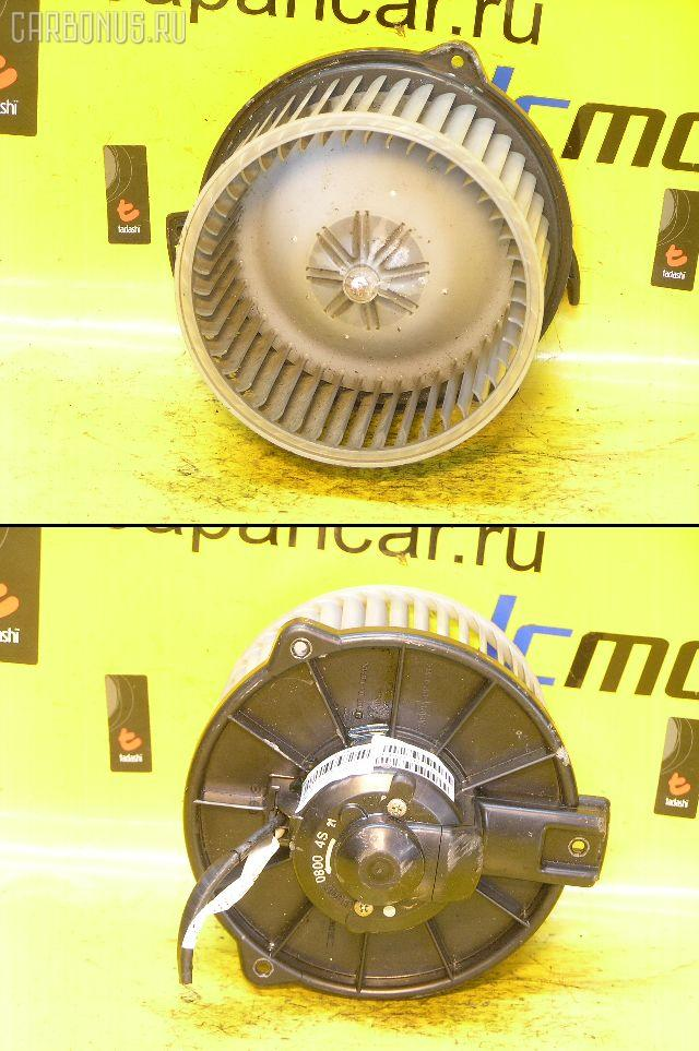 Мотор печки TOYOTA MARK II JZX100. Фото 5