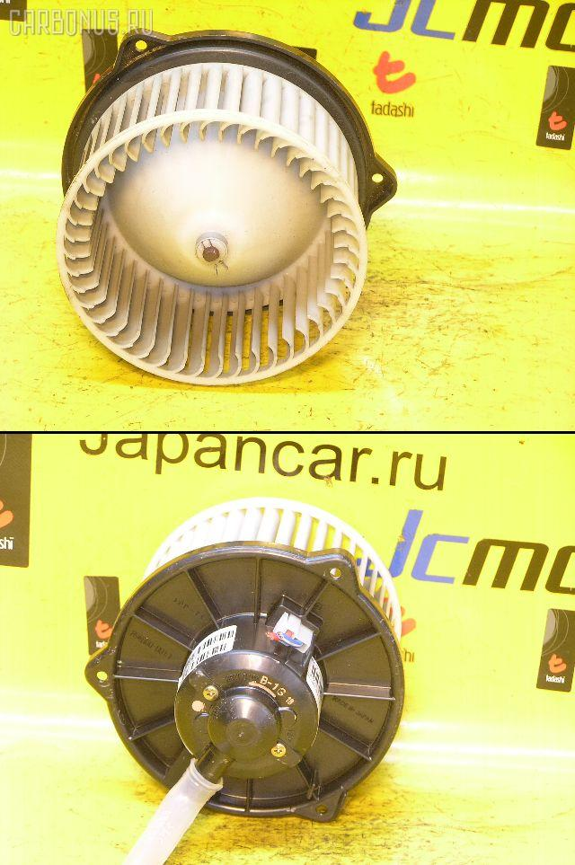 Мотор печки MAZDA DEMIO DW3W. Фото 7