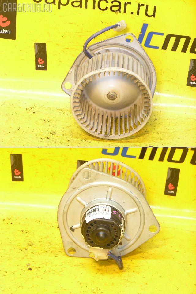 Мотор печки MITSUBISHI PAJERO MINI H56A. Фото 2