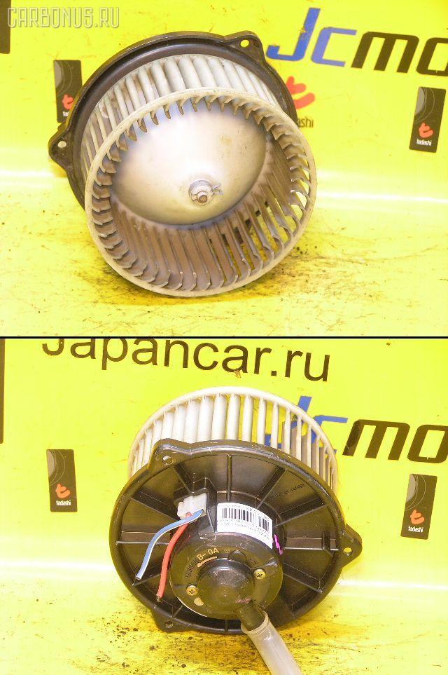 Мотор печки MAZDA DEMIO DW3W. Фото 8
