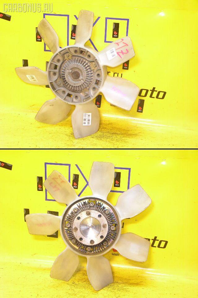 Вискомуфта TOYOTA ESTIMA TCR21W 2TZ-FE. Фото 2