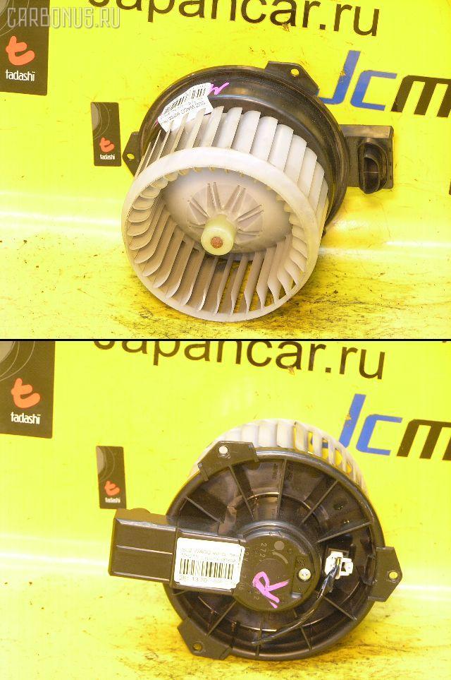 Мотор печки SUZUKI WAGON R MH21S. Фото 5