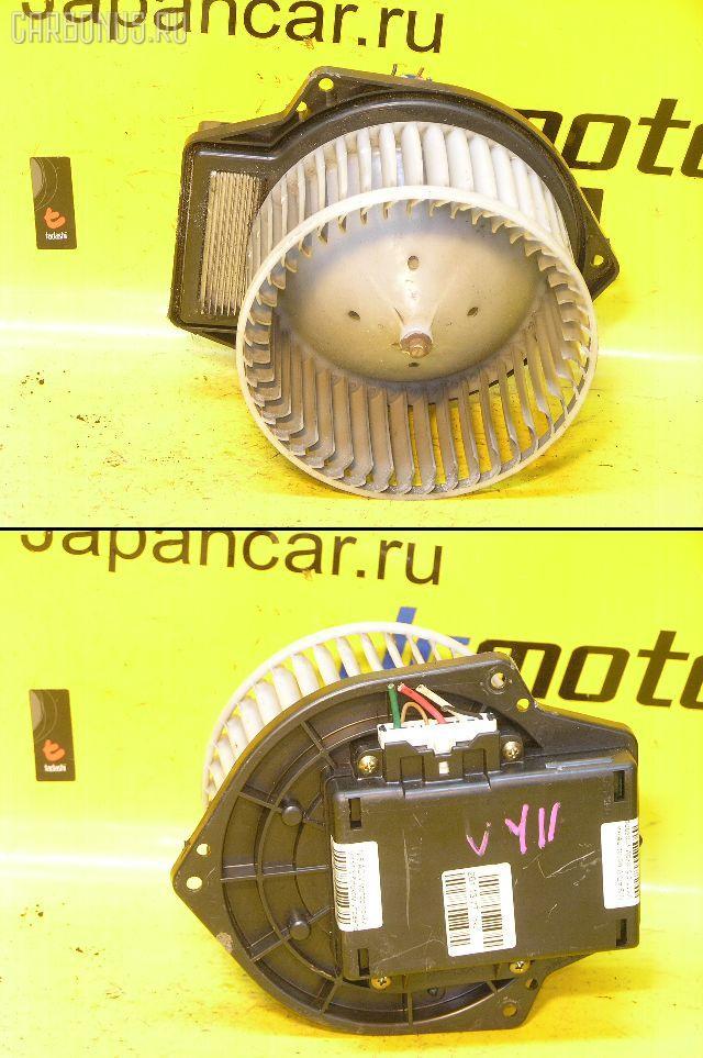 Мотор печки NISSAN AD VAN VY11. Фото 3
