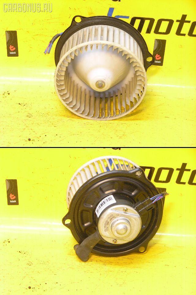 Мотор печки TOYOTA STARLET EP91. Фото 11